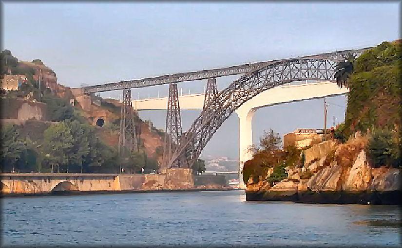 Porto`s bridges