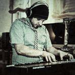 Porträt eines Musikers III