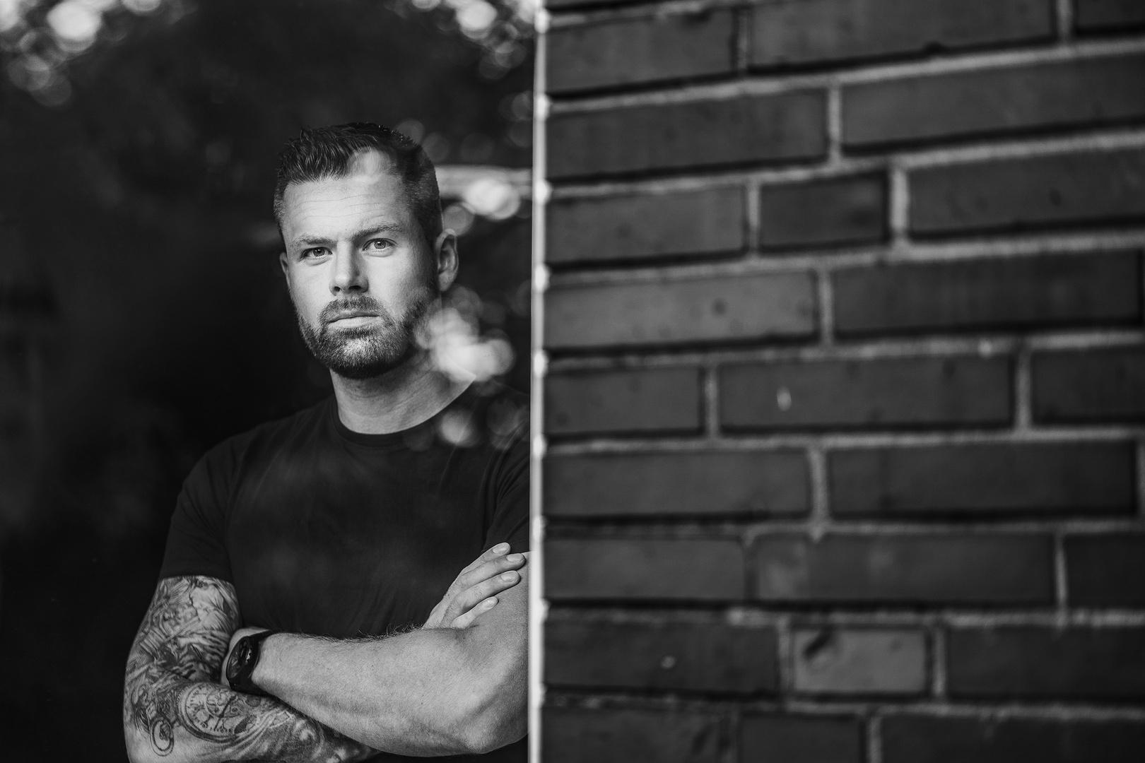 Porträt Männer Hamburg Elmshorn 07-2021 V