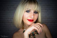 Porträt von Tatjana