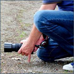 Porträtfotografie mit Köpfchen