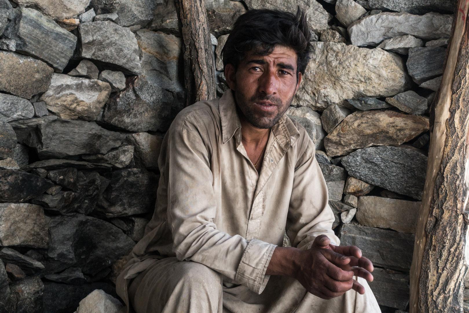 Porträts aus Pakistan: Pferdeführer im Baltorogebiet