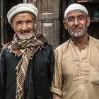 Porträts aus Pakistan: Zwei Kaufleute aus Skardu