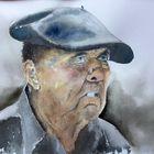 Portrait (1) - Le vieux Basque