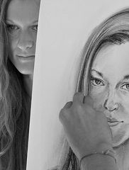 Portrait 10 Euro