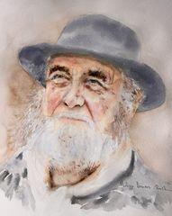 Portrait (2) - Le vieux berger