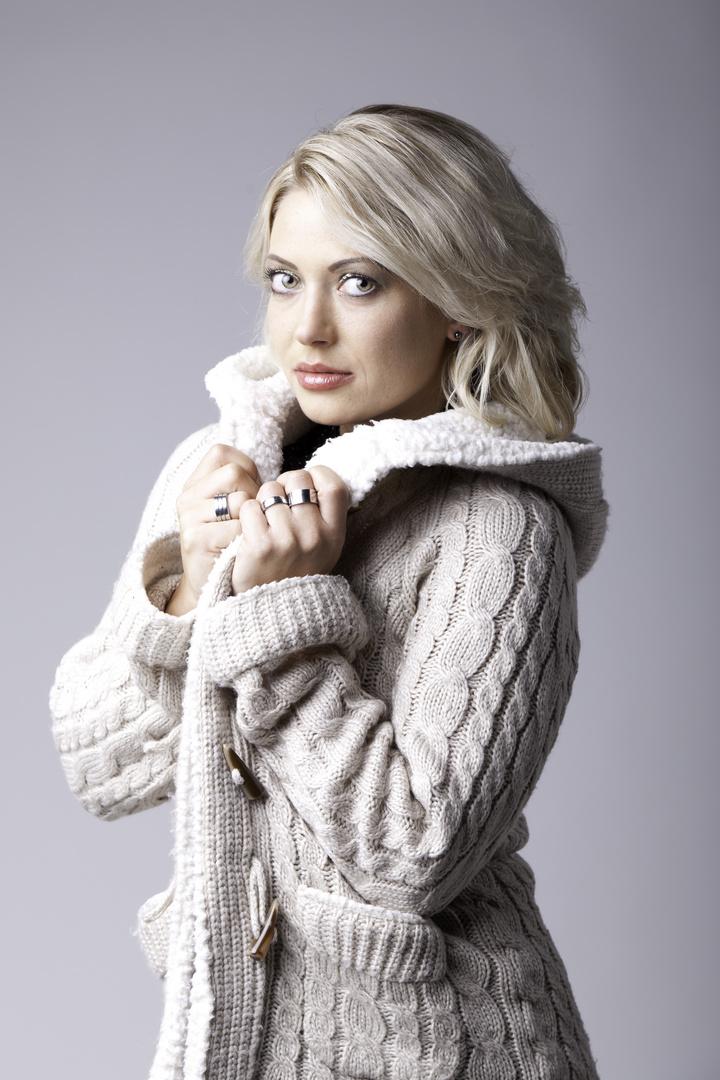 Portrait Anja one