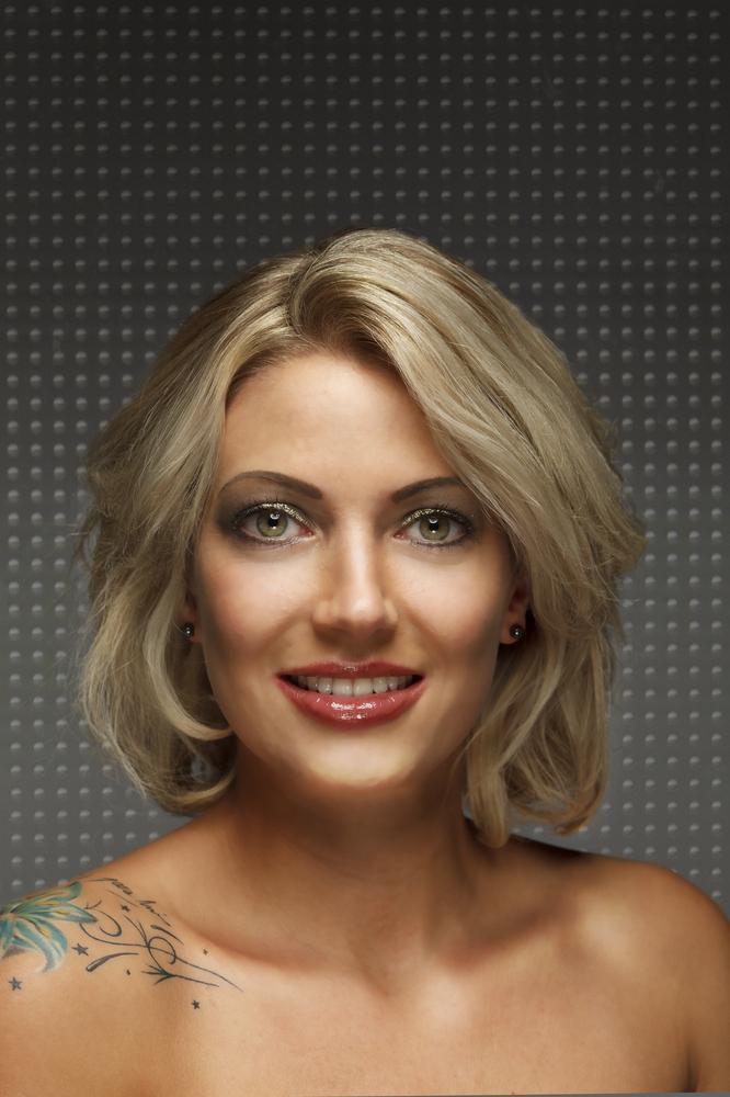 Portrait Anja two