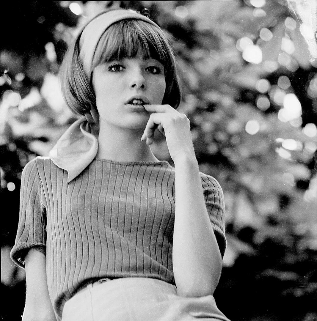 Portrait argentique NB 1964 (1)