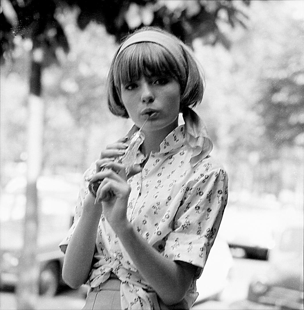 Portrait argentique NB 1964 (3)