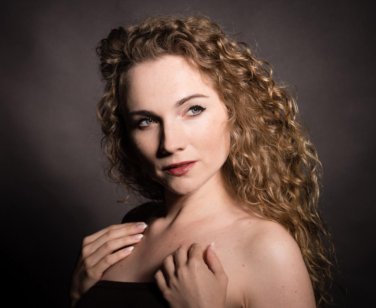 Portrait Christin