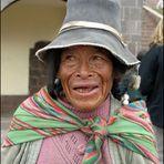 Portrait de femmes péruviennes