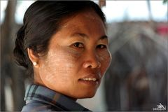 Portrait d'une artisane