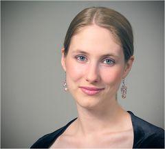 Portrait einer Sängerin