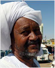 Portrait eines Arabers.................