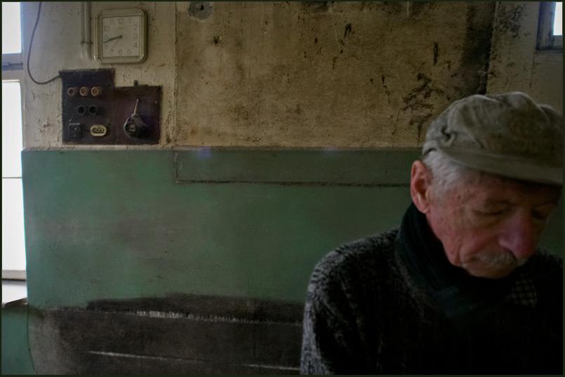 Portrait eines lebenslangen Arbeiters