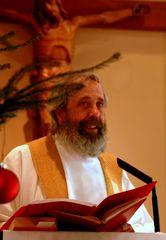 Portrait eines Pfarrers