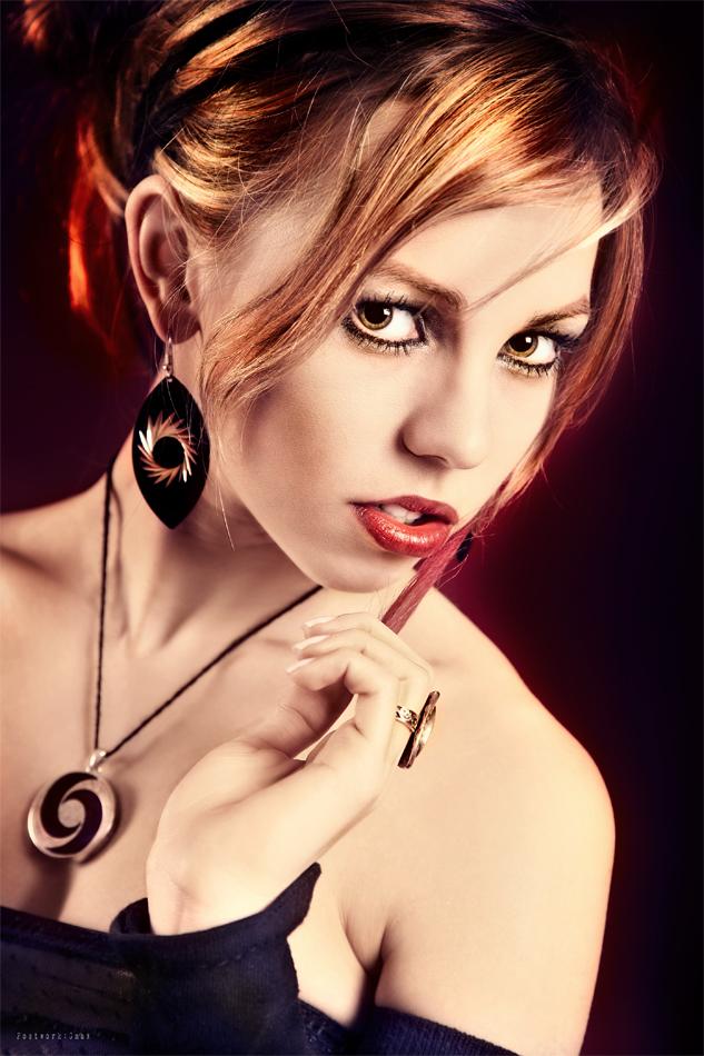 - portrait III -