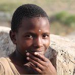 Portrait ... in Namibia