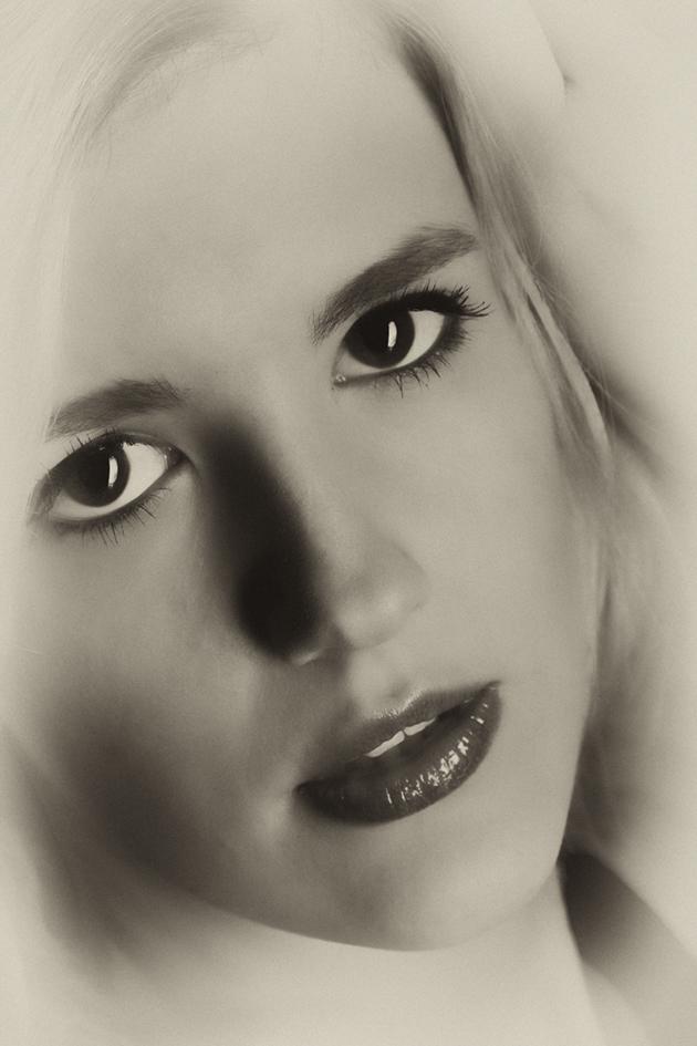 Portrait in S/W