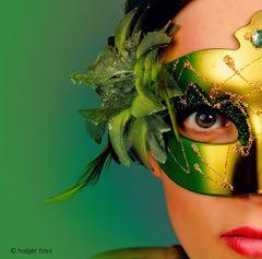Portrait mit Maske_3
