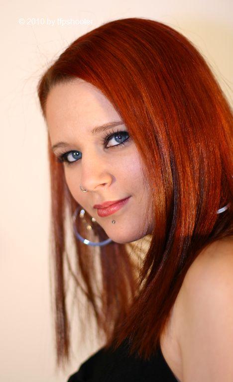 Portrait - Nadine