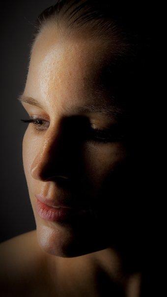 Portrait - Öl