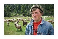 portrait of a shepherd...