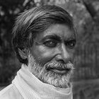 Portrait of the Indian man