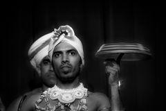 Portrait of traditional dancer Sri Lanka 1