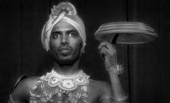 Portrait of traditional dancer Sri Lanka 2