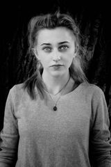 Portrait Paulina