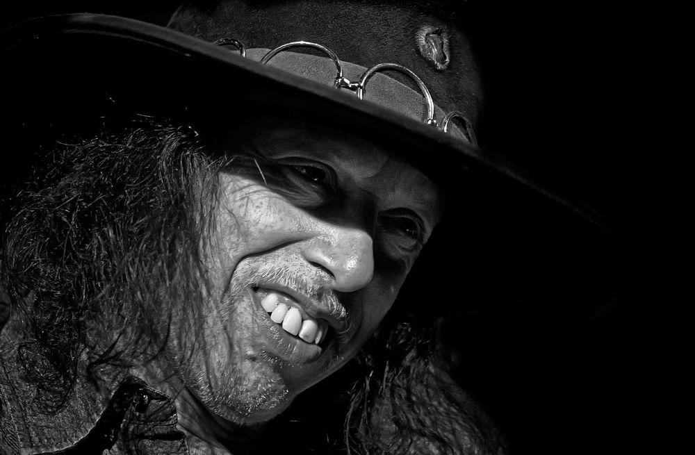Portrait Randy Hansen 11