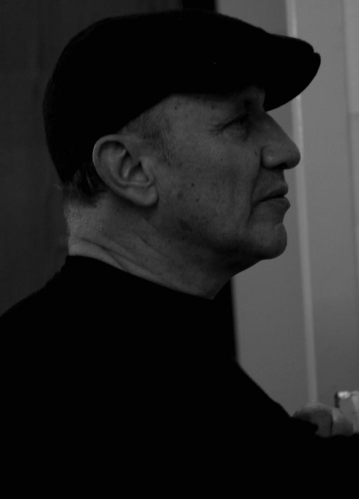 Portrait von Johnny Gonzales