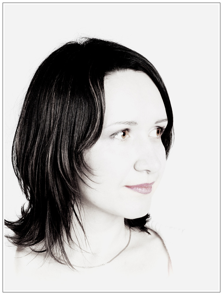 Portrait von Olga