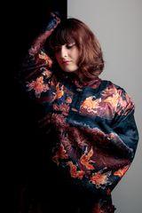 Portraitserie mit Zana V