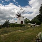 Portugiesische Windmühle