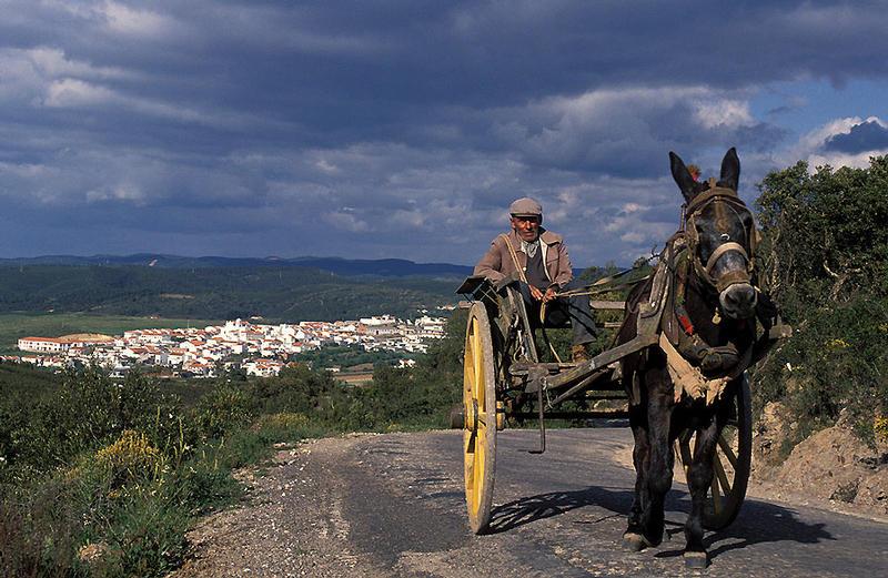 Portugiesisches Taxi