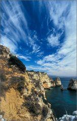 portugisische Wolken