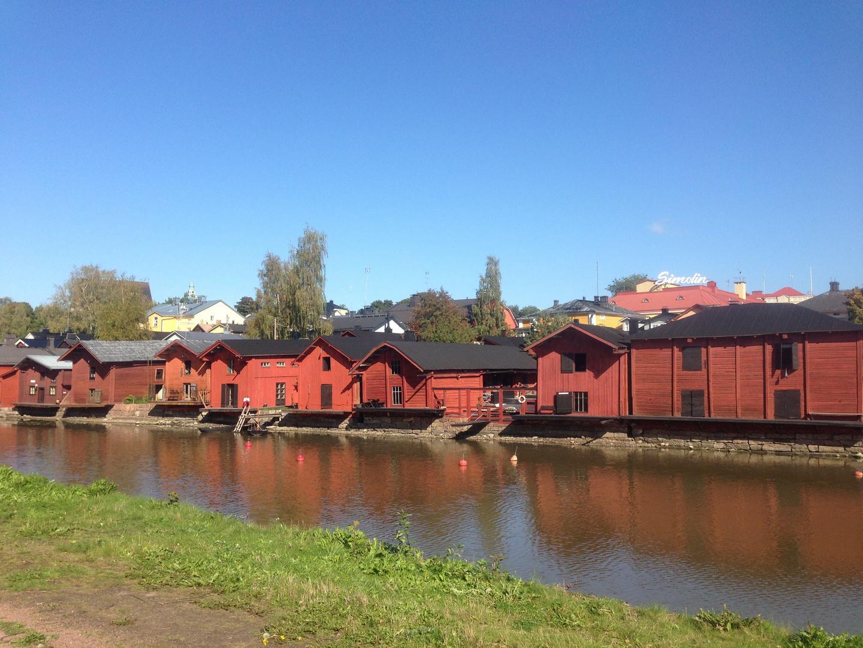 Porvoo-northern Venice. Love Finland