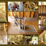 Poschenrieder Mühle, Innenansichten