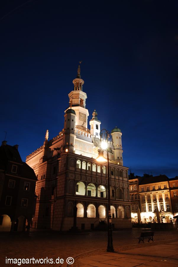 Posen - Rathaus