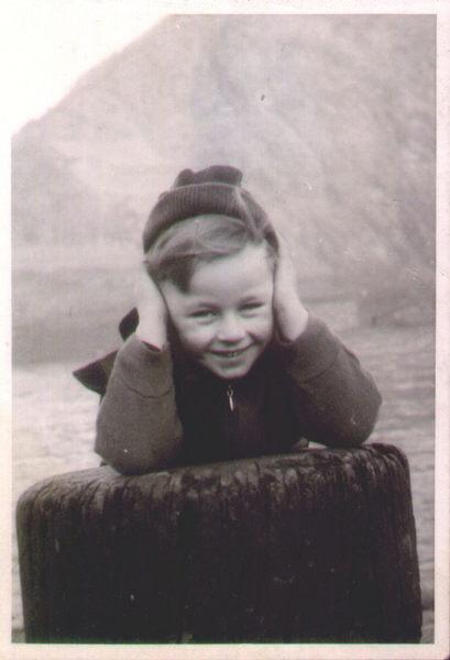Posing für's Familienalbum - 50er Jahre