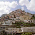 Positano an der Amalfi Küste