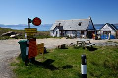 ...Post Office auf Applecross...