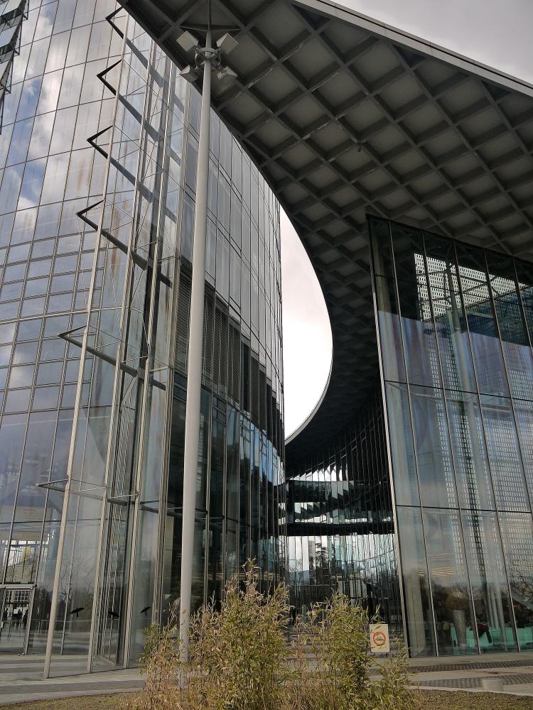 Post-Tower in Bonn