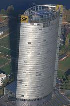 Post Tower in Bonn....Meine eigene Luftbildaufnahme...