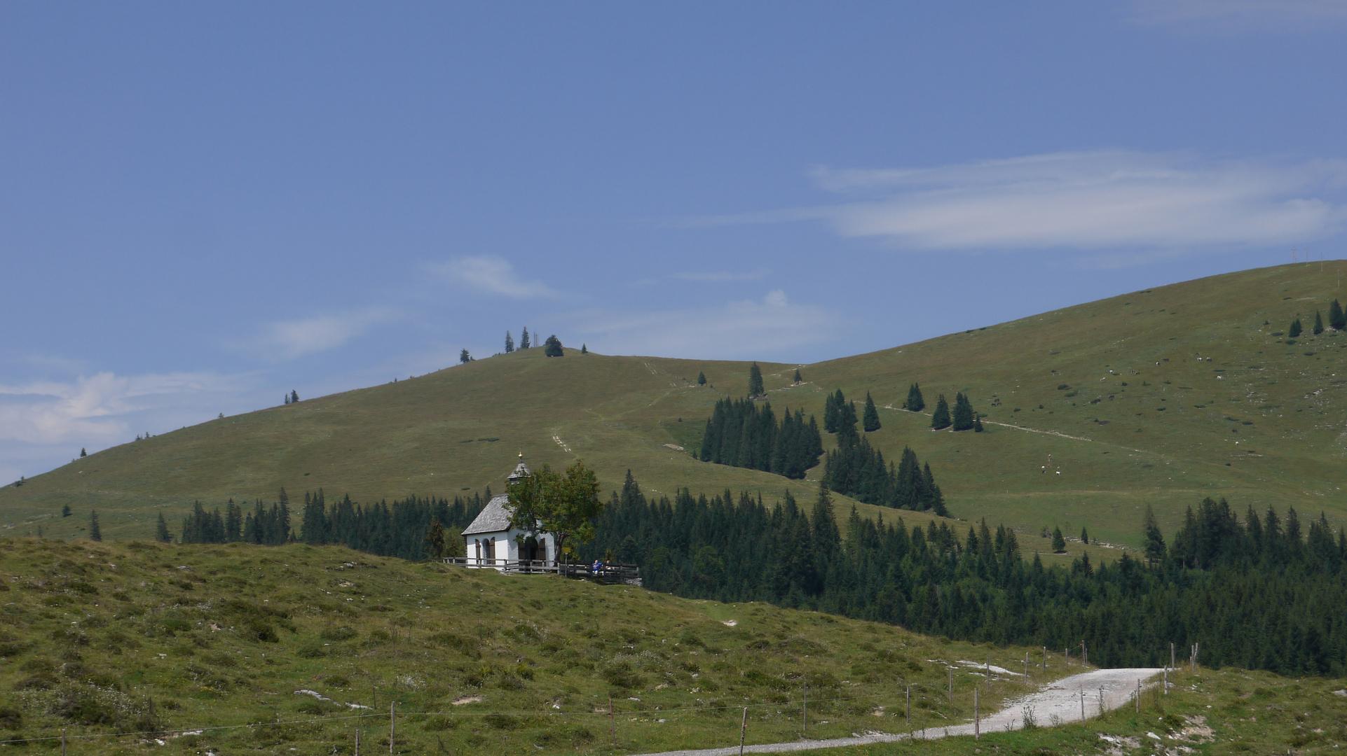 Postalmkapelle 1284 m
