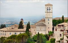 Postcard from Assisi