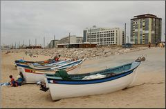 Postcard from Caparica